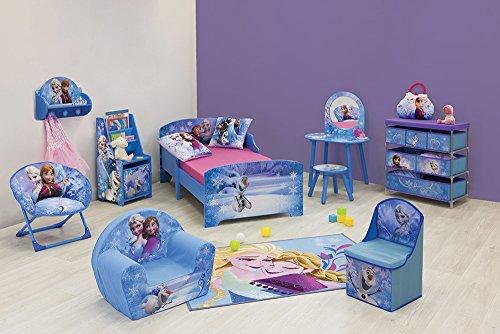 *FUN HOUSE 712324 – Reine Des Neiges Fauteuil Club en Mousse pour Enfant Vente