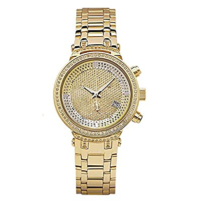 Joe Rodeo Diamond Ladies Watch - MASTER LADY gold 0.9 ctw