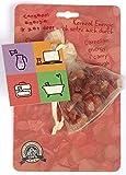 steengoed corniola energia Pouch, pietra, colore: rosso