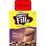 Kellogg's Chocos Fills 250 g (Pack of 2)