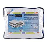 Homescapes Luxury Super Microfibre Duvet 13.5 Tog 'Feels Like Down' Heavyweight Extra Thick