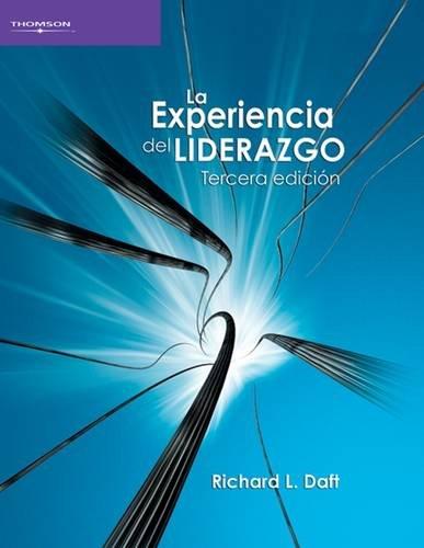 Descargar Libro La Experiencia del Liderazgo de Richard L. Daft