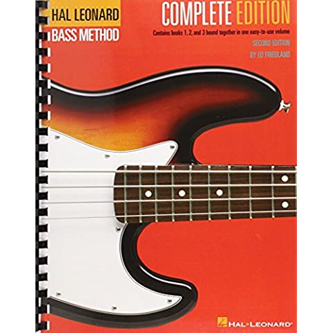 Hal Leonard Bass Method: Complete Edition (Second Edition)