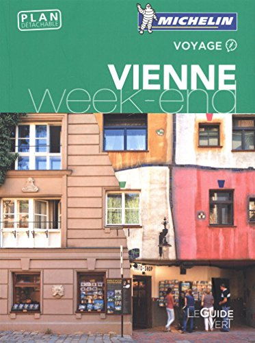 Guide Vert Week-End Vienne Michelin