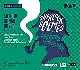Sherlock Holmes 5 - Die Abschiedsvorstellung: Hörspiele mit Peter Pasetti, Alexander Kerst, René Deltgen u.v.a. (3 CDs)