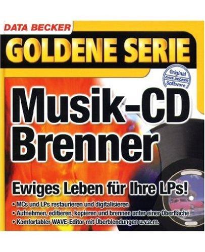 Musik-CD Brenner