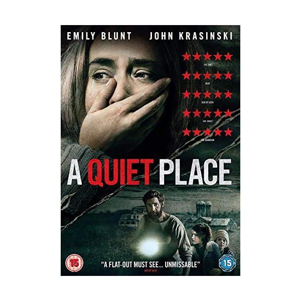 A Quiet Place (DVD) [2018] 51L8 2BoAUEjL
