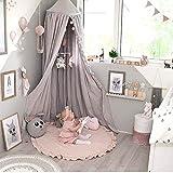 Homieco tappetino rotondo Dolce Bambino Gioca al tappeto Cartoon Colore morbido e confortevole Play Mat Bambino Room Decoration, rosa