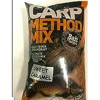 Bait Masters 2kg Carp Method Mix - Sweet Caramel Flavoured Fishing Bait