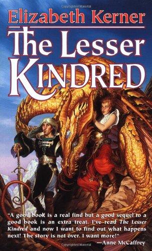 The Lesser Kindred (Tor fantasy) por Elizabeth Kerner