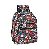 "Blackfit8""Monkey"" Official School Backpack 320 x 150 x 420 mm"