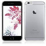 Cover iPhone 6 Plus Morbido, Ronger Custodia iPhone 6S Plus Trasparente Stile TPU Ultra Sottile Slim Cover del Telefono Mobile [Cristalli Liquidi] Paraurti Silicone Resistente ai Graffi Antiurto