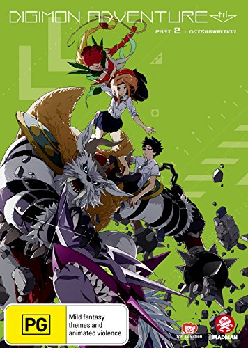 Digimon Adventure Tri Part 2 Det...
