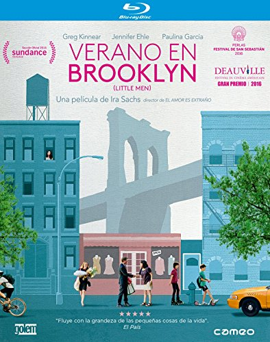 Verano en Brooklyn [Blu-ray]