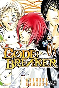 Code:Breaker Edition simple Tome 5