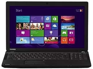 Toshiba Satellite C50D-A-13N 15.6-inch Notebook (Black) - (AMD A4-5000 1.5GHz Processor, 6GB RAM, 500GB HDD, Windows 8.1)