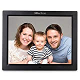 Best Digital Photo Frames - XElectron 1210A 12.1-inches Digital Photo Frame (Black) Review