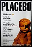 PLACEBO - 2001 - Tourplakat - Tourposter - Concert