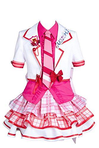 Tojo Nozomi Kostüm Cosplay (Love Live! Nozomi Tojo After School Activity Kleid Cosplay Kostüm Damen)