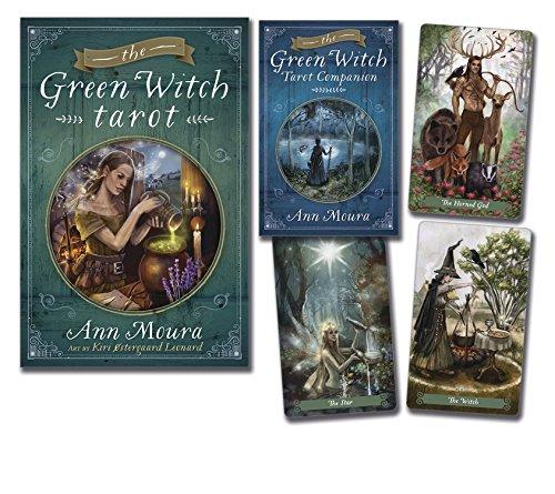 The Green Witch Tarot por Ann Moura