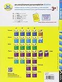 Image de Dictées 3e: cahier de révision et d'entraînement