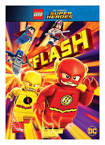 Lego DC Comics Super Heroes: The Flash [DVD] (IMPORT) (No hay versi243;n espa241;ola)