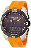 TISSOT T-Touch EXPERT SOLAR Herrenuhr T0914204705101 orange