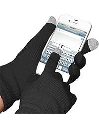 3 pares guantes guantes para dispositivos de pantalla táctil Smartphone iPhone iPad Tablet - Boolavard® TM