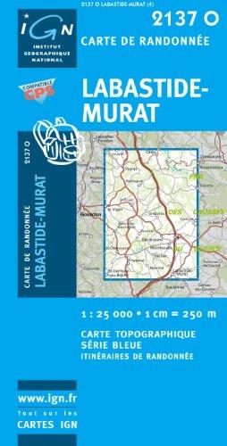 Labastide-Murat GPS: IGN2137O