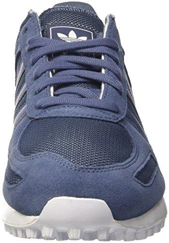 adidas la Trainer, Scarpe da Ginnastica Basse Donna Blu (Tech Ink/Tech Ink/Ftwr White)