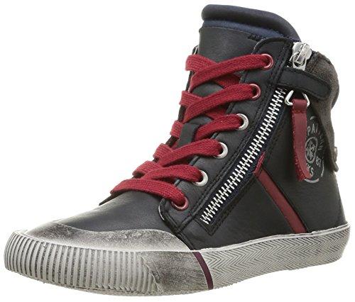 IKKS  Kruger,  Sneaker ragazzo Nero Noir (11 Vte Noir) 35