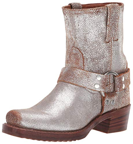 FRYE Women's Harness 8G Ankle Boot 8r-boot