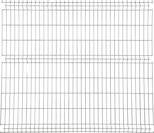 Clotures Place Panneau Vert 6005 200 x 180 x 5 cm PRIMV198X173