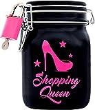 Shopping Queen XXL-Spardose die Geld Geschenk-Idee für die Frau oder Mädchen