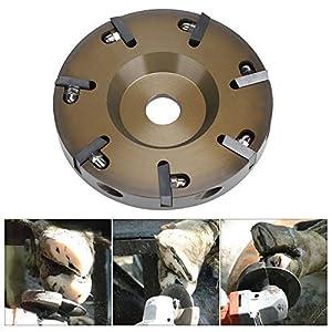 AUNMAS Hoof Nipper Tools Elektrische Aluminiumlegierung Vieh Schafe Rinder Pferde Huf Trimmen Disc Plate Tool mit 7…