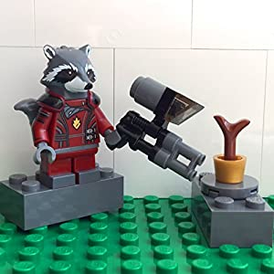 LEGO Super Heroes: Guardians of The Galaxy Rocket Raccoon Set 5002145