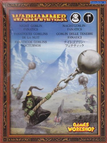 Games Workshop - 99120209011 - Warhammer - Figuras de Acción - Goblin
