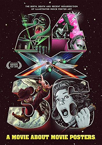 """Preisvergleich Produktbild A Movie About Movie Posters - 24""""x36"""" [DVD]"""