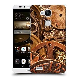 Super Galaxy Schutz Hülle TPU Case Schutzhülle Silikon Tasche Dünn Transparent // F00029365 Ersatzteile für Armbanduhren // Huawei Ascend Mate 7