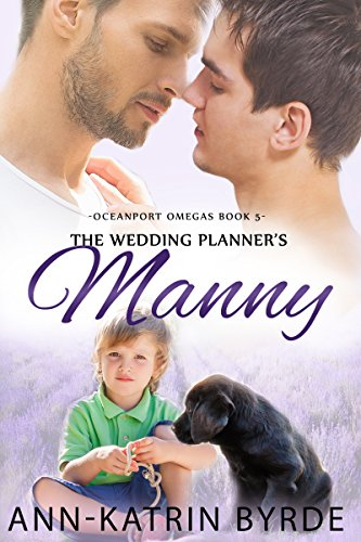 The Wedding Planner's Manny (Oceanport Omegas Book 5) (English Edition)