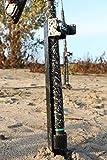 Zeck Rutenständer für Wallerruten Rod Stand Basic #180085