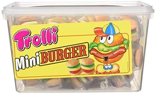Trolli Mini Burger, 600 g