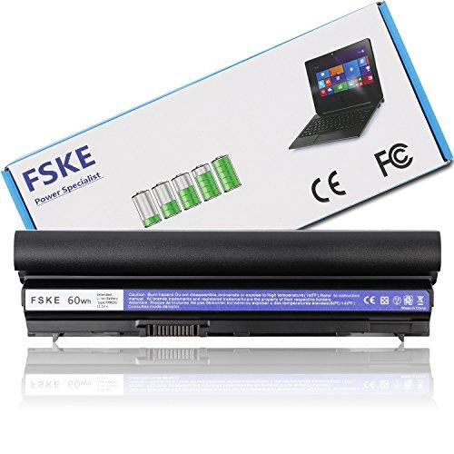 FSKE® 7FF1K RFJMW K4CP5 FRR0G 451-11980 Akku für Dell Latitude E6320 E6220 E6230 E6330 Notebook Battery, 6-Zellen 11.1V 4400mAh