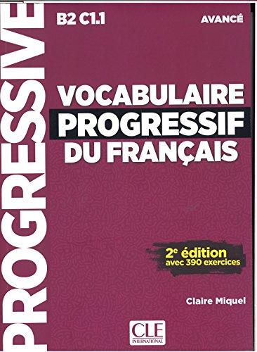 Vocabulaire progressif niveau avancé (1CD audio)