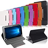Archos 70 Xenon / Oxygen Tablet Tasche Hülle Schutzhülle Case Cover Bag NAUCI, Farben:Schwarz