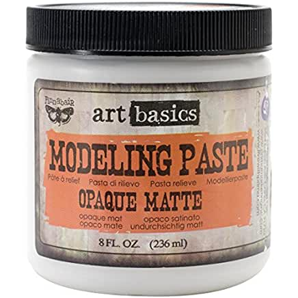 Prima Modeling Paste Opaque Matte