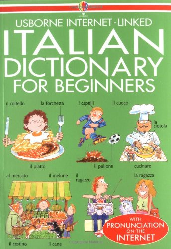 Beginners Italian Dictionary