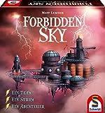 Schmidt Spiele 49348 Forbidden Sky, Strategiespiel, bunt
