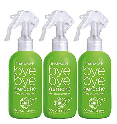 3er Set freshwave® Geruchsentferner Spray 250ml