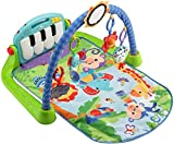 CHINMAY KIDS Kick And Play Piano Gym Bed